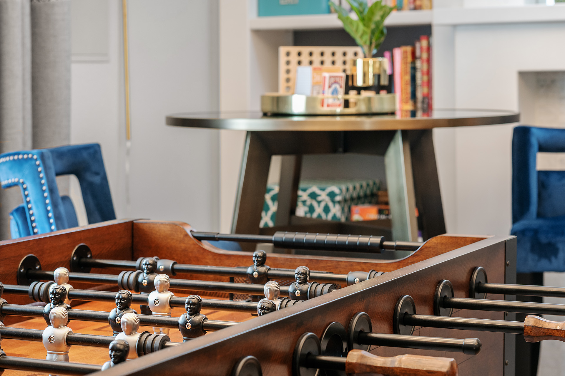 Palm-Springs-Vacation-Rental-Game-Room-Foosball-Detail