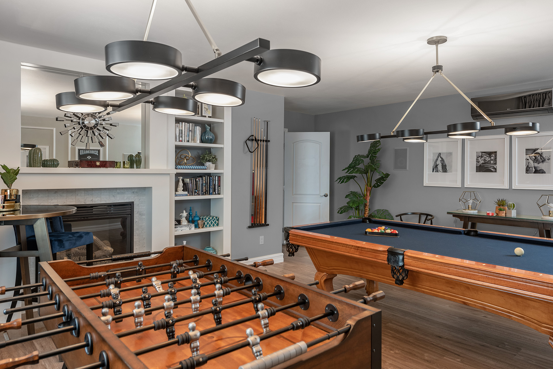 Palm-Springs-Vacation-Rental-Game-Room-Foosball