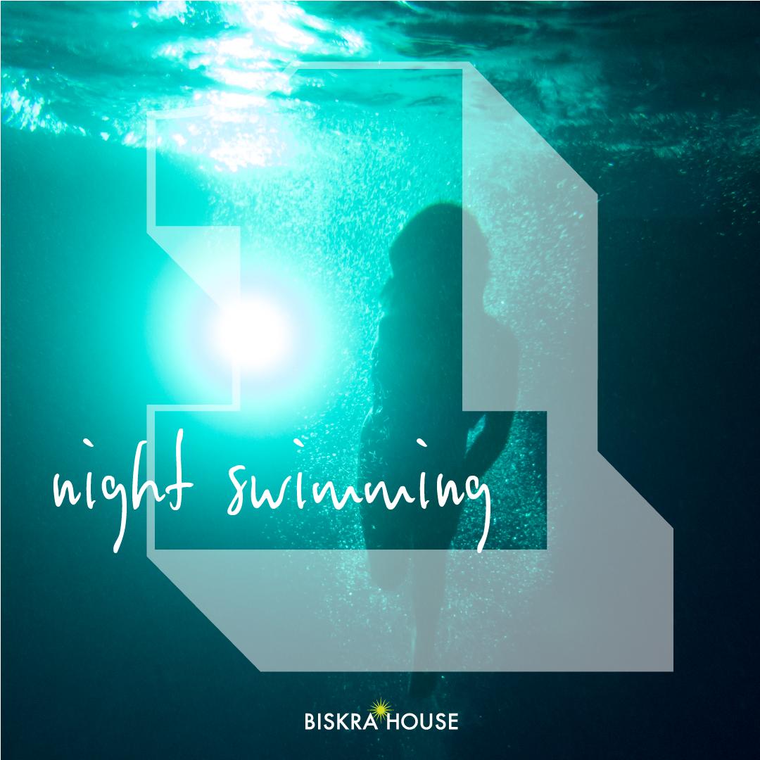 #1 Night Swimming