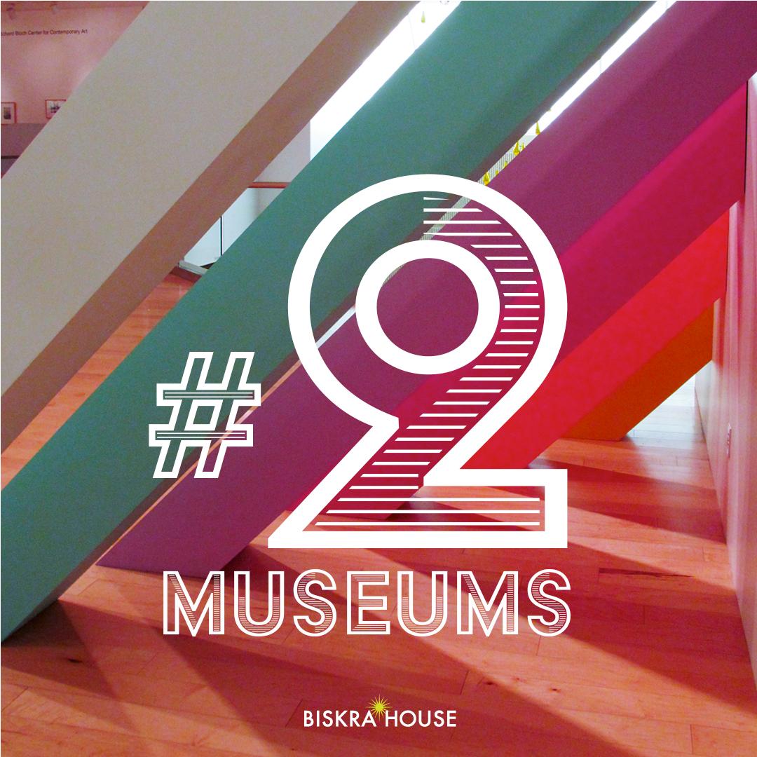 #2 Museums