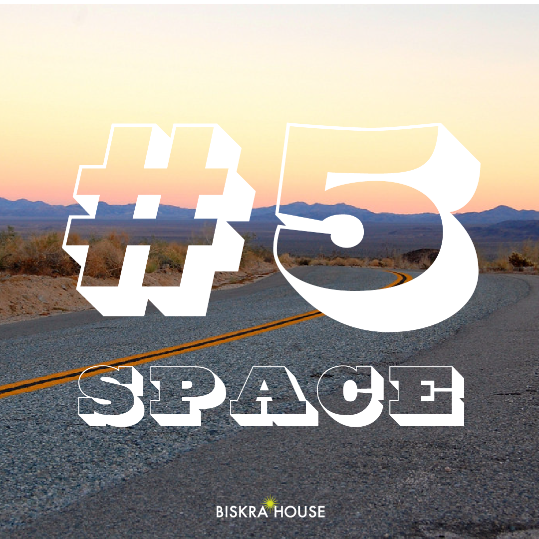 #5 Space