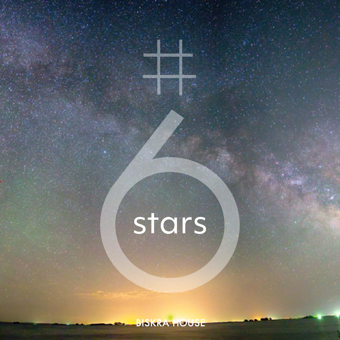#6 stars